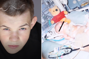 Young Man is Looking for Nurse Who Saved His Life When He was a Baby