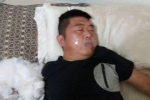 Loving Husband Tapes Own Mouth to Stop Snoring So Wife Could Sleep Peacefully