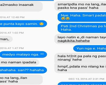 Irked Woman Posts Convo with 'Kumare' Who Wants Her to Send Gift via Smart Padala