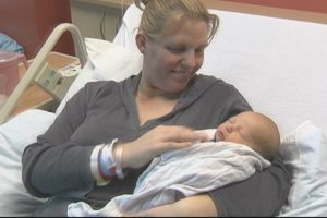 Mom and Newborn Baby Die on Christmas Eve, But Miracle Brings Them Back to Life