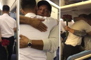 PAL Pilot Fulfills Lifelong Dream of Flying Parents Home for Christmas