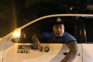 Cops Identify the Man in Viral 'Policeman' Road Rage Photo