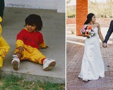 Man Keeps 20-Year Promise to Marry Preschool 'Sweetheart'