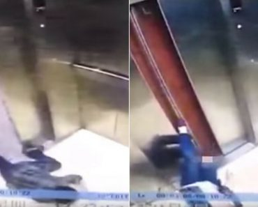 Freak Accident Rips Off Woman's Leg In An Elevator Malfunction In China