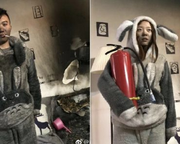 Couple's Apartment Almost Got Consumed By Fire So They Did The Most Millennial Thing You Can Think Of