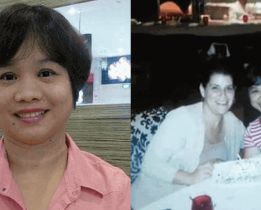 An OFW Nanny Was Given A House And Lot By American Employer