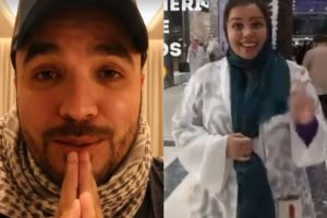 UAE Vlogger Gets Emotional As He Thanked The Filipinos Who Appreciated His Video