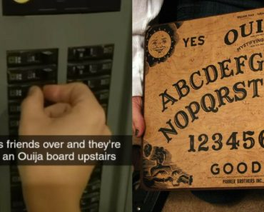 Savage Brother Flips The Breaker To Scare Little Sister And Friends Playing With An Ouija Board