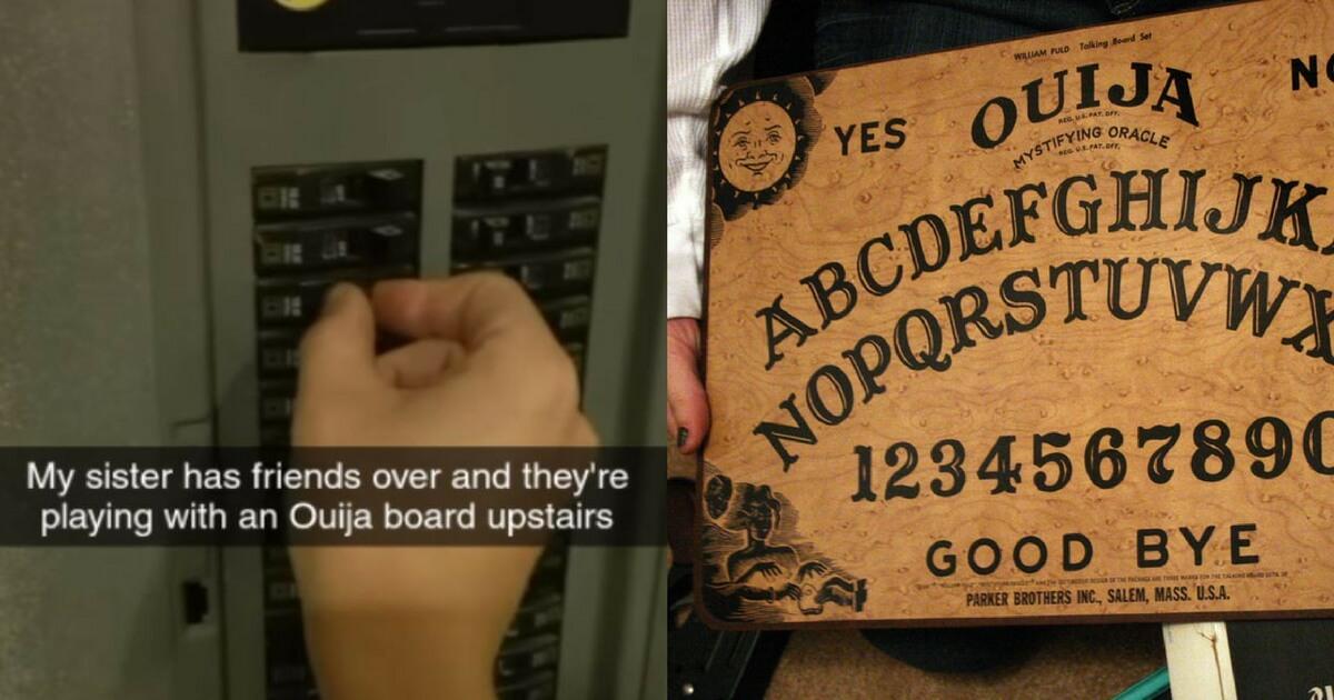 Ouija Image
