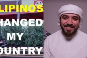 UAE Vlogger Sends Love To The Filipinos Who Changed Their Country To A Better And Happier One