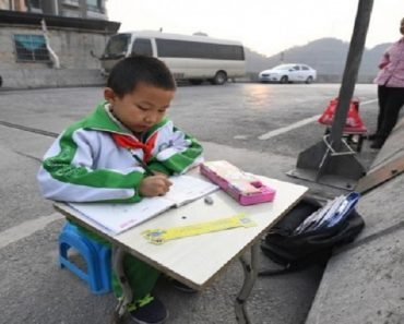 Smart Kid Studies at Flyover Because Their Home has Poor Lights