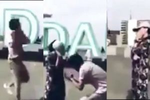 Marriage Proposal Gone Wrong: Jeddah Prince Wants The Couple Who Publicly Proposed Arrested For Breaking Their Law