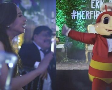 Special Dance Number Of Groom With Surprise Guest Makes His Jollibee-Loving Wife Happy
