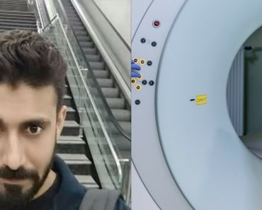Man Helping His Mom Gets Sucked Into An MRI Machine Dying Instantly
