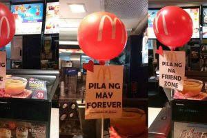 Mcdonald's Wins The Hearts Of Their Customers With Their V-day Gimmick