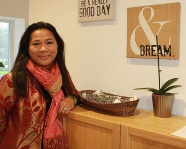 Pinay School Owner in England Recalls Life as Fish Vendor and Domestic Helper