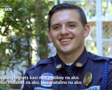 Fil-Am Guy Leaves Life in US to Live in the Philippines as Security Guard