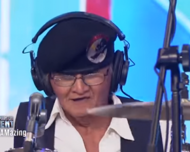 68-Year-Old Grandpa Wows with Drum Skills on 'Pilipinas Got Talent'