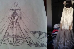 Bride Pays Php30k for Designer Gown, Receives Ugly Piece that Nearly Ruins Her Wedding