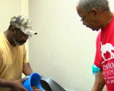 Man Cashes in Pennies He Collected for 45 Years, Gets Over $5,000 from Bank