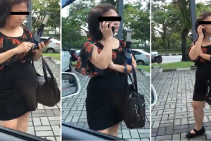 Woman Refuses to Leave Empty Parking Spot, Sparks Debate on 'Human Parking' Reservation