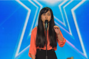 """13-Year-Old Pinay Wows Judges in """"Ireland's Got Talent"""", Plans to Spend Money on Siblings if She Wins"""