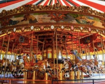 Winning Bidder Takes Home the Winning Bid for a 114-Year-Old Carousel; Later Claims That the Bid Was a Mistake