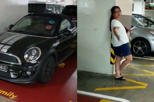 """Woman Who Stole A Family Parking Space Bragged That She Has 3 Cars And """"Money To Burn"""""""