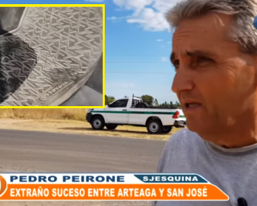 Truck Driver Shares Scary Experience after 'Ghost Hitchhiker' Vanishes, Leaves Burnt Footprints
