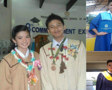 Lovers Since Elementary, Couple Graduated Together from Three Different Schools