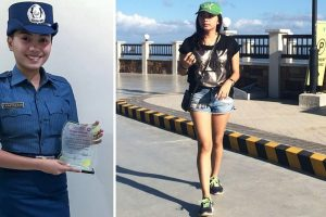 Gorgeous Policewoman Captures Netizens' Hearts with Her Stunning Photos