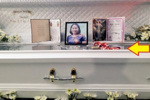 Palarong Pambansa Athlete Wins Medals, Offers Them on Mom's Coffin