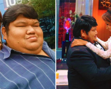 Gorgeous Girl Falls in Love with Overweight Guy, Marries Him after 10 Years
