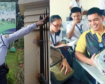 Against All Odds: Security Guard Now Teacher in School He Served