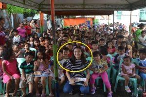 Beautiful Student Who Spends Time Teaching Street Kids, Wins Humanitarian Award