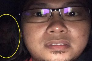 Netizen Shares Creepy Experience as 'Ghost' Rides Grab Taxi
