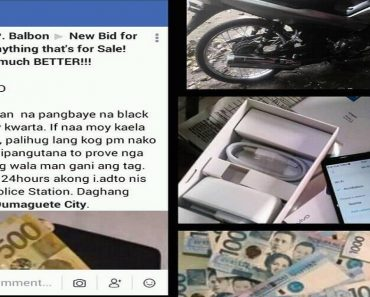 This Guy Returns Wallet He Found with Php30k, Gets 3x Bonus at Work as Good Karma