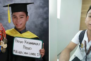 Proud Kasambahay Shares Inspiring Story after Graduating Magna Cum Laude