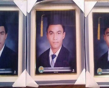 Triplets Wow Netizens after Graduating from College, All as 'Cum Laude'