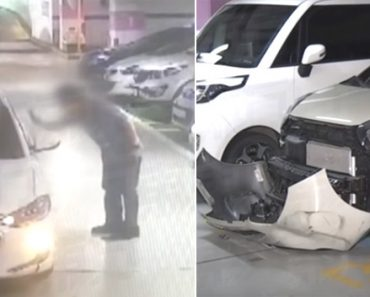 Boy Takes Mom's Car for a Joyride, Crashes into Many Cars While Parking