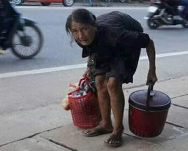 Netizens Slam Family of Old Lady Who Still Lets Her Sell Puto Despite Her Condition