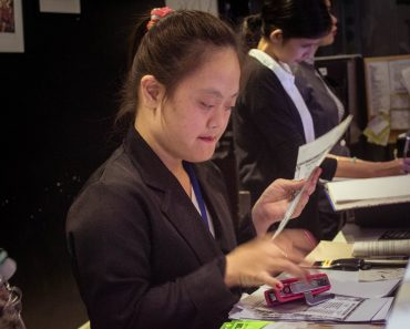 People with Down Syndrome Undergo OJT at Hotel in Davao City