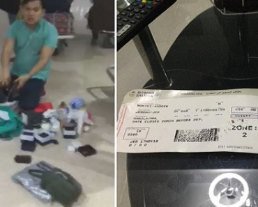 Deported OFW from Saudi Loses Php42k Plus iPhone and Jewelry in Check-in Luggage