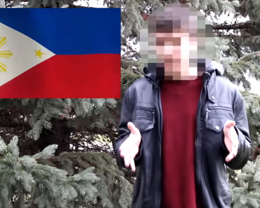 'Time Traveler' Makes Wild Claims about the Future of the Philippines