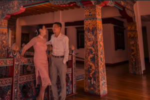 Woman Travels to Bhutan to Find Peace, Finds a Husband Instead