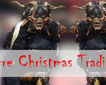 3 Bizarre Christmas Traditions You Probably Haven't Heard About
