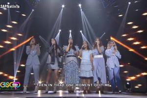 Viral Blind Singer Joins Famous Singers in Impressive ASAP Number