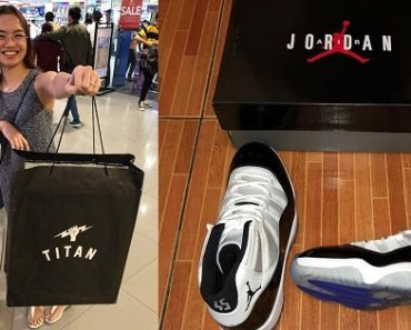 Girl Gives Expensive Shoes to Boyfriend on Monthsary, Sparks Debate