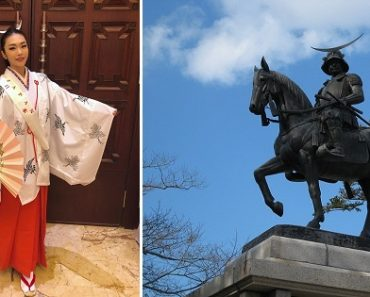 Japan's Miss World Candidate, a Descendant of 'One-Eyed Dragon' Samurai Lord from 1600s
