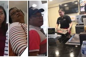 Family Angers Netizens for Shouting at Pizza Hut Crew in Araneta Coliseum over Safety Policy